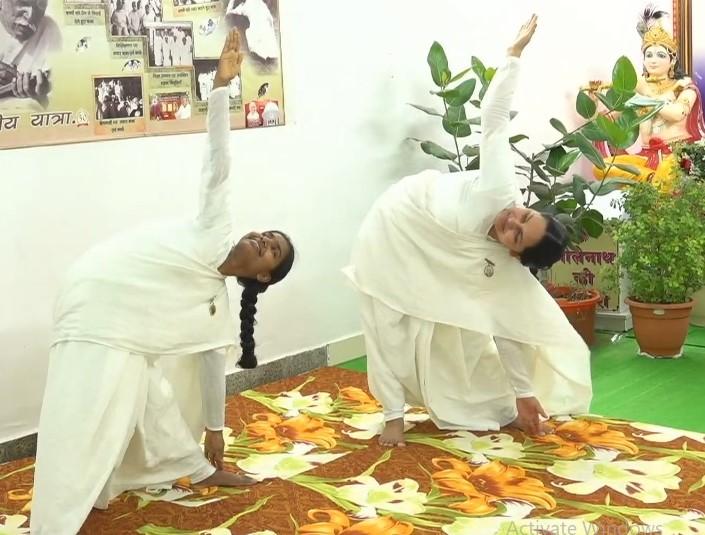 योग की जागरूकता के साथ नियमितता भी जरूरी - ब्रह्माकुमारी मंजू दीदी